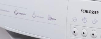 Compact size washing machines