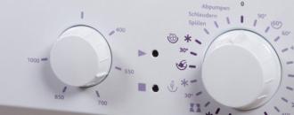 Washing–drying machines